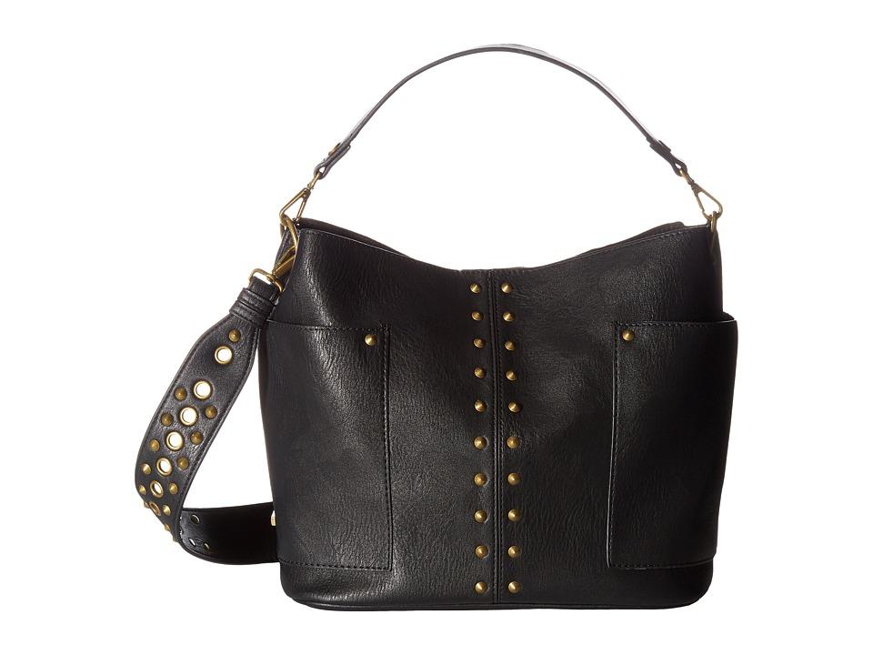 Steve Madden - BFawn Bucket (Black) Handbags