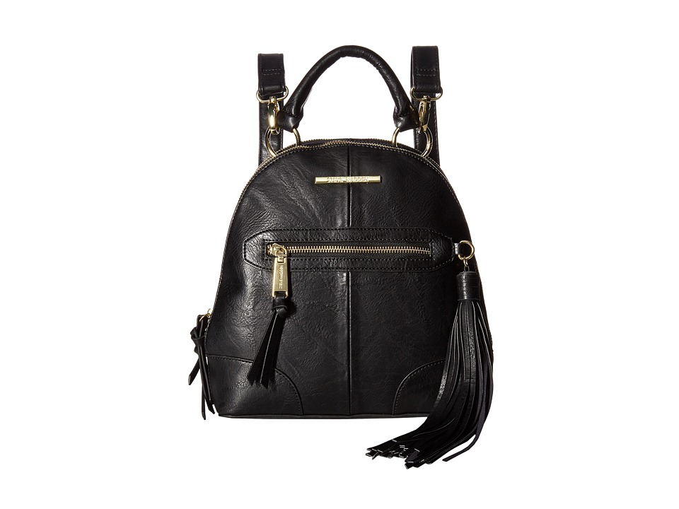 Steve Madden - BLarson Backpack (Black) Backpack Bags