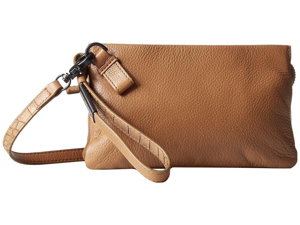 Foley & Corinna - Cache Crossbody (Honey Brown) Cross Body Handbags