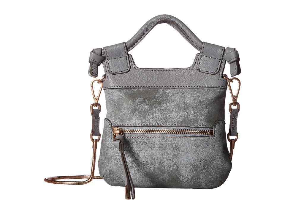 Foley & Corinna - City Tiny Crossbody (White Rock Combo) Cross Body Handbags