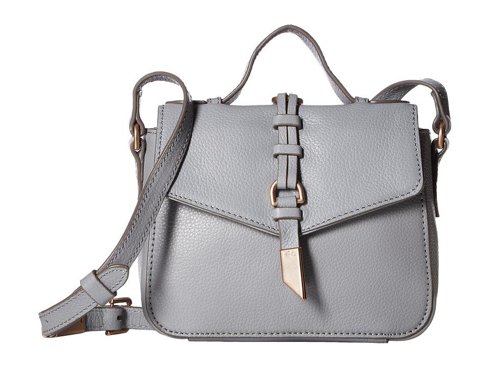 Foley & Corinna - Juli Crossbody (Misty Grey) Cross Body Handbags