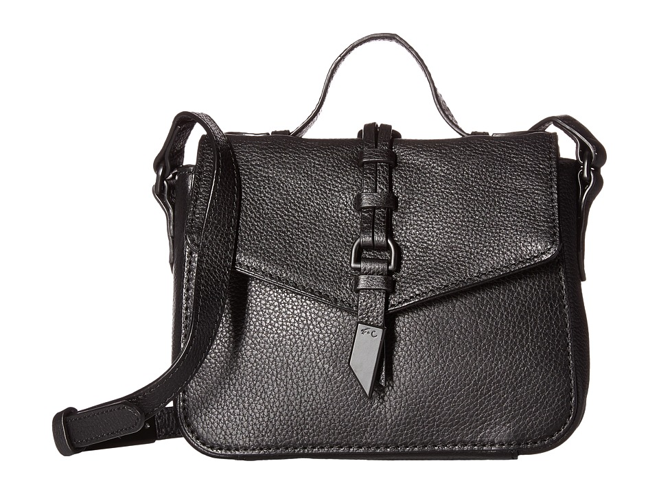 Foley & Corinna - Juli Crossbody (Black) Cross Body Handbags