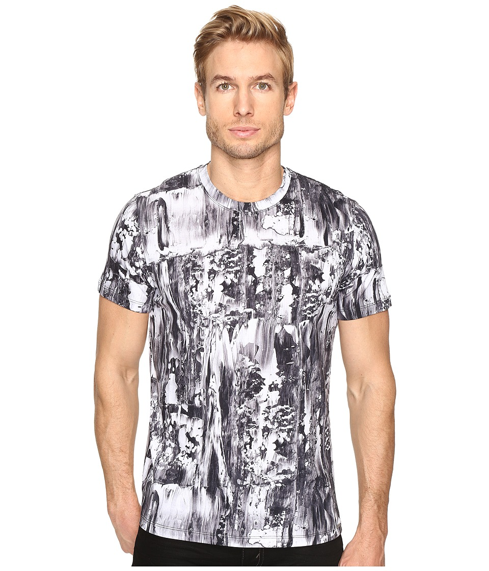Diesel - T-Joe-HG T-Shirt (Black) Men's T Shirt