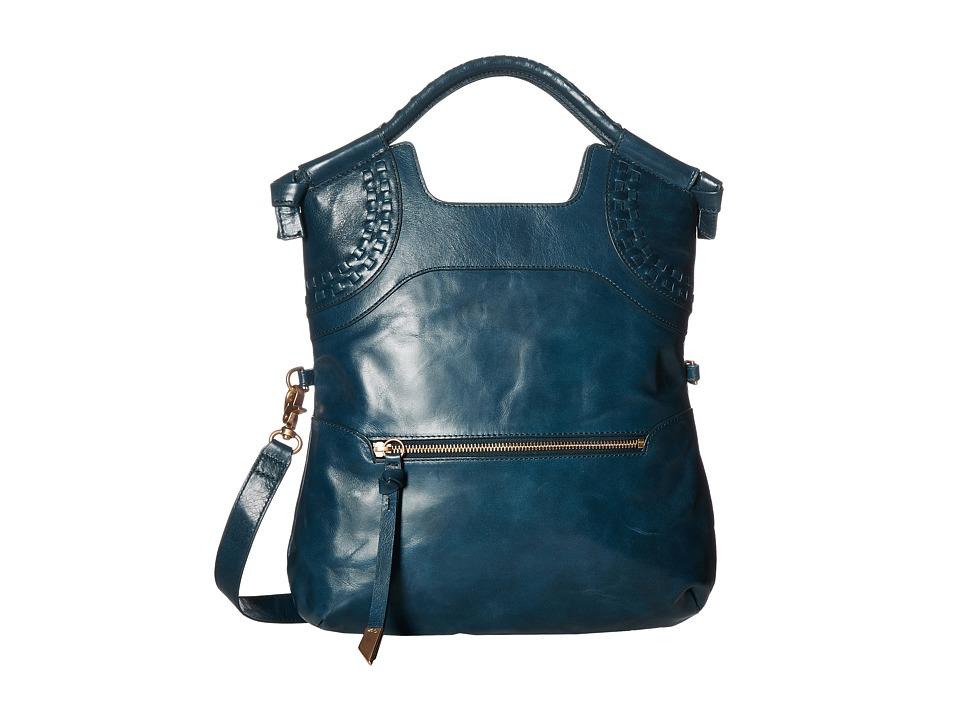 Foley & Corinna - Violetta Lady Tote (Petrolio) Tote Handbags