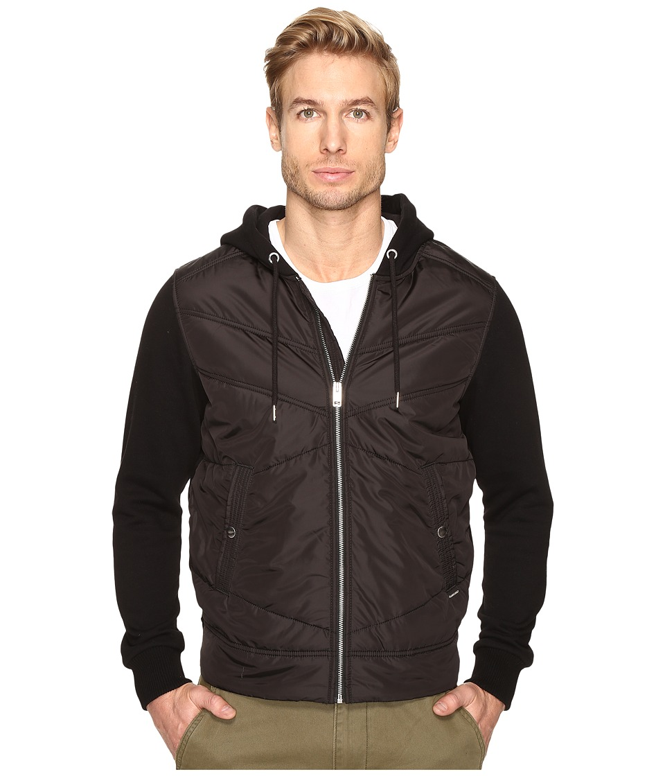 Diesel - S-Nilh Jacket (Black) Men's Coat
