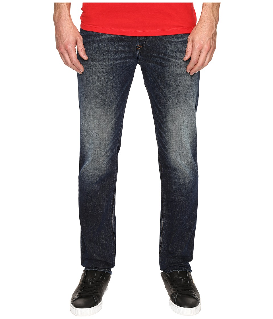 Diesel - Buster Slim Straight Jeans 0857Y (Denim) Men's Jeans
