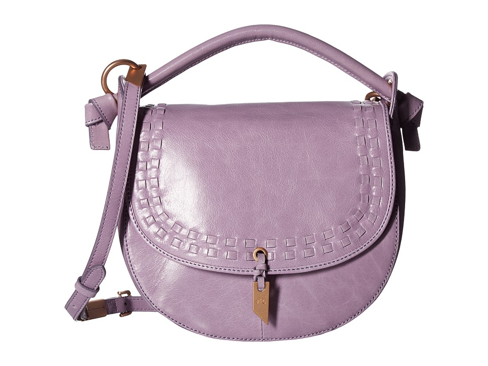 Foley & Corinna - Violetta Saddle Bag (Lavendar) Handbags