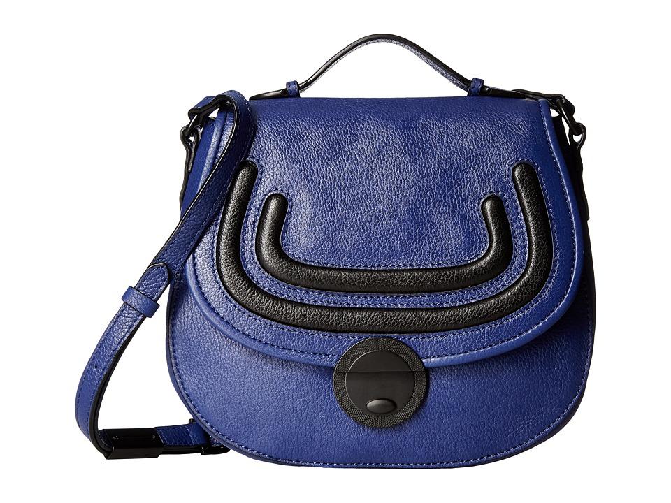 Foley & Corinna - Stephi Saddle Bag (Moon Shadow) Handbags