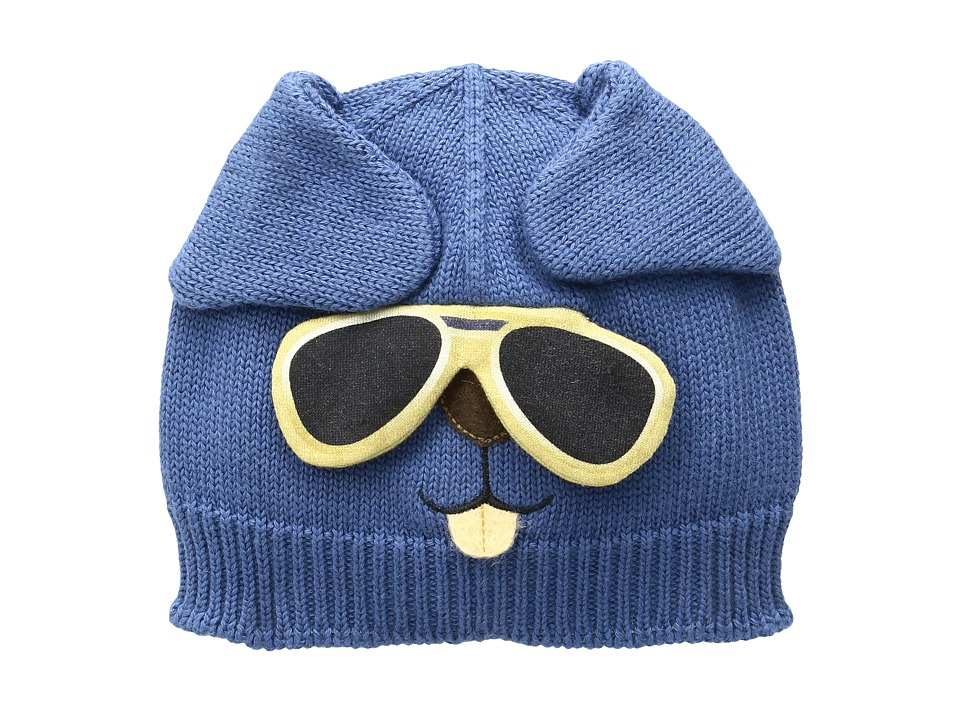 Dolce & Gabbana Kids - Mimmo Hat (Infant) (Blue) Caps
