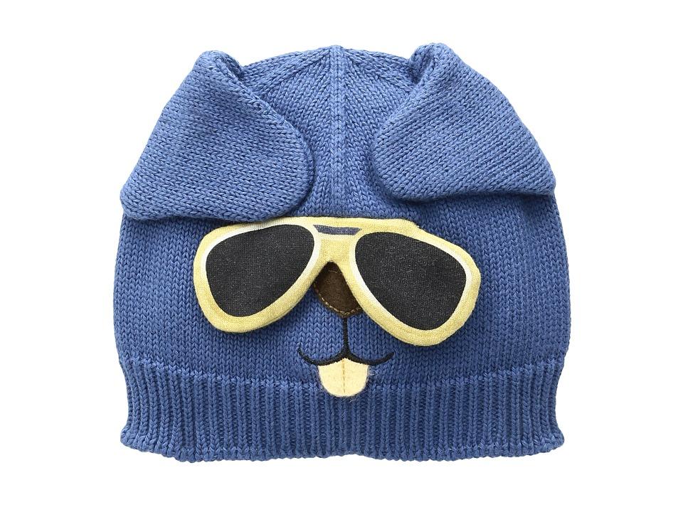 Dolce & Gabbana Kids - Mimmo Hat (Infant) (Blue) Caps
