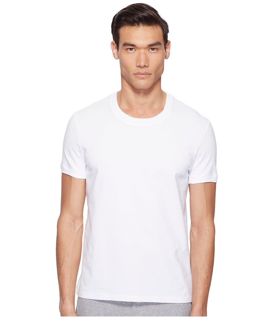 Dolce & Gabbana - Pure R-Neck T-Shirt (White) Men's T Shirt