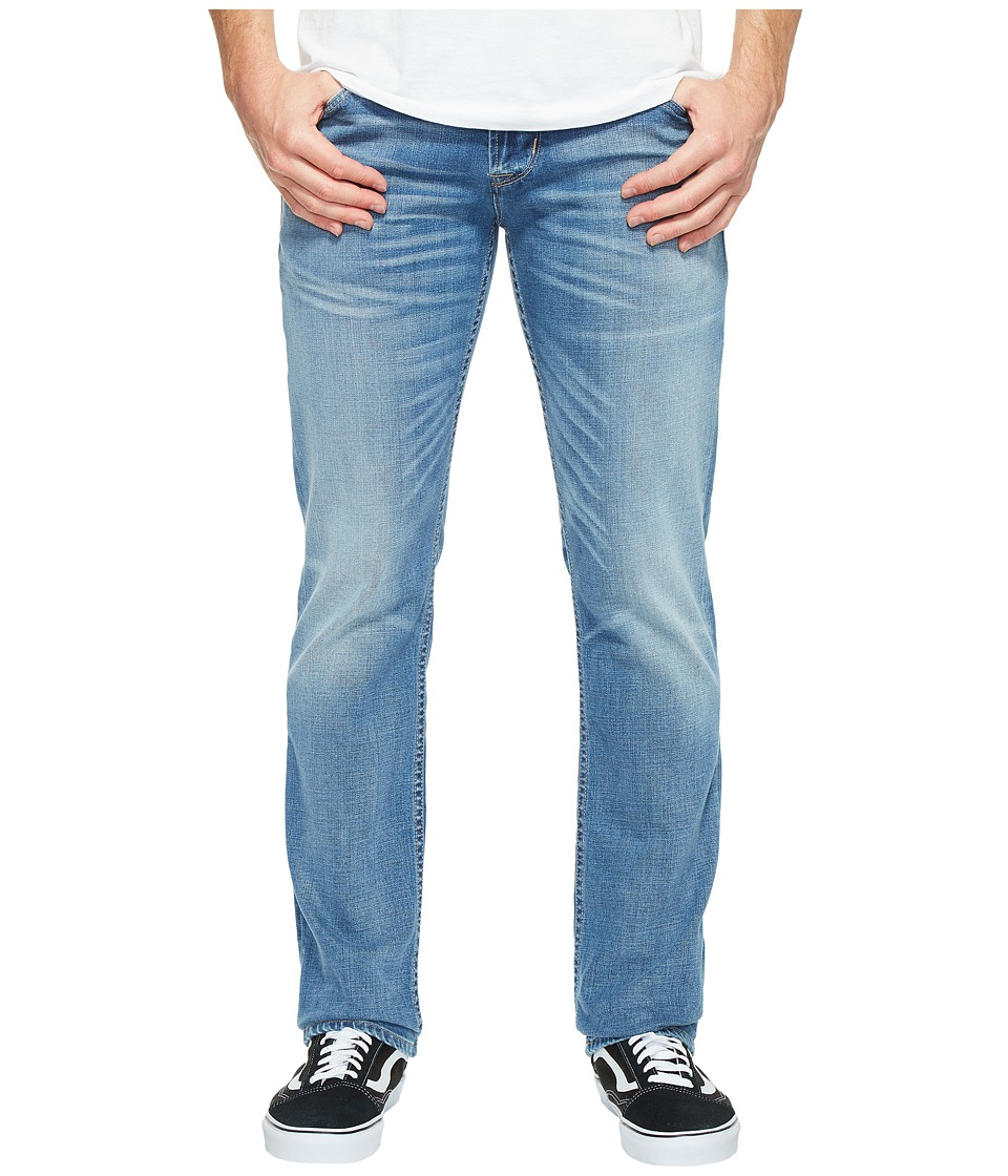 Hudson - Blake Slim Straight Zip Fly in Division (Division) Men's Jeans