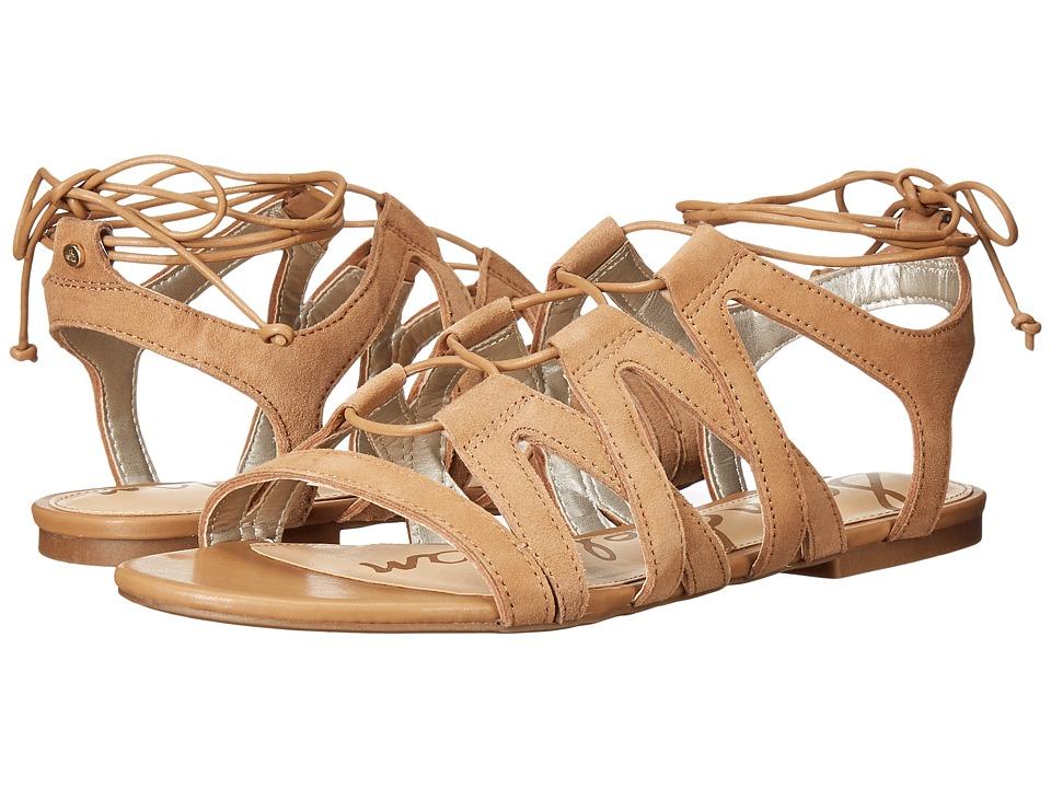 Sam Edelman - Boyden (Golden Caramel/Suede Leather) Women's Sandals