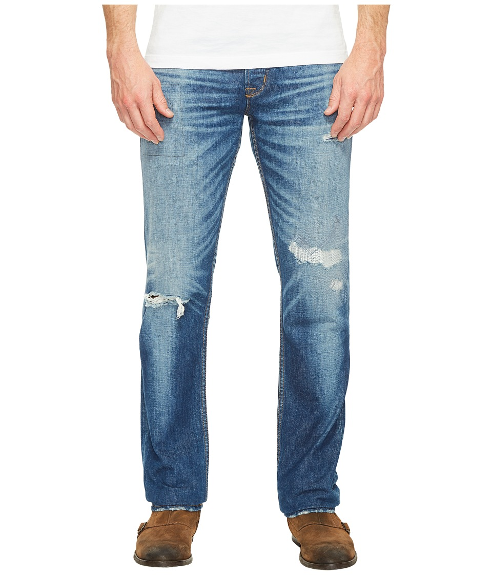 Hudson - Blake Slim Straight in Aim (Aim) Men's Jeans