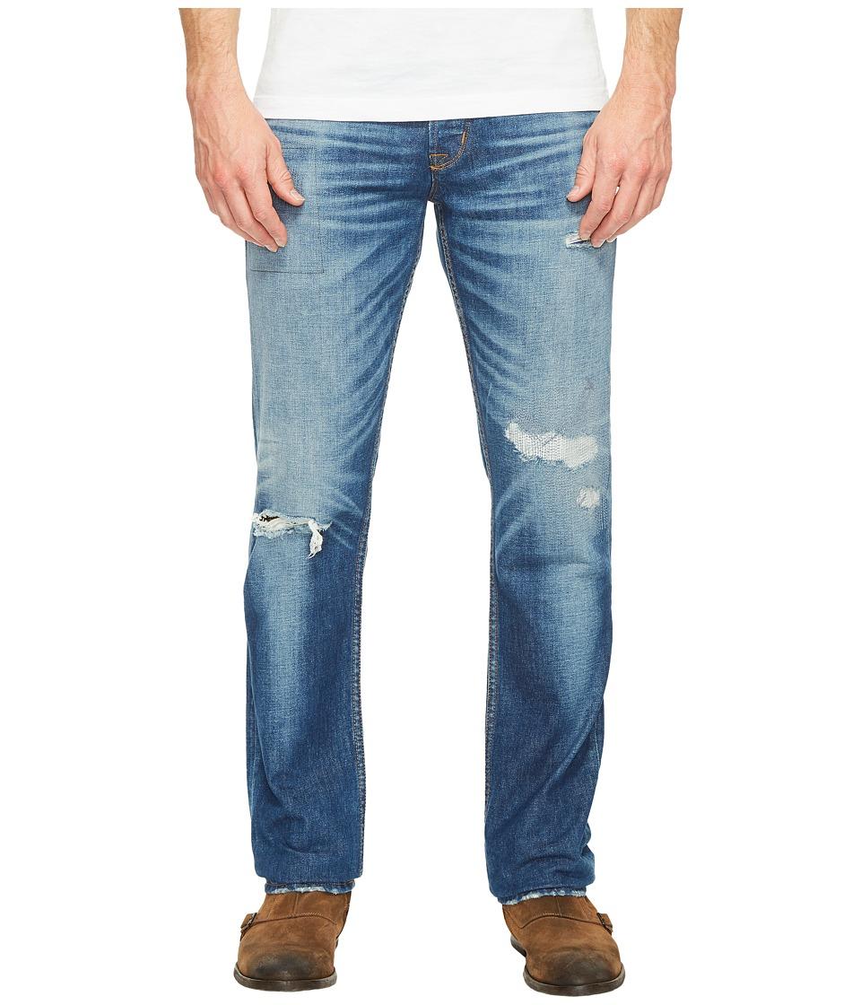 Hudson - Blake Slim Straight in Aim (Aim) Men's Jeans
