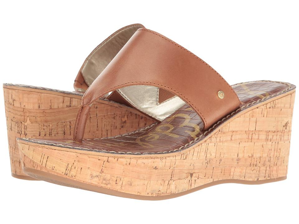 Sam Edelman - Rose (Saddle) Women's Wedge Shoes