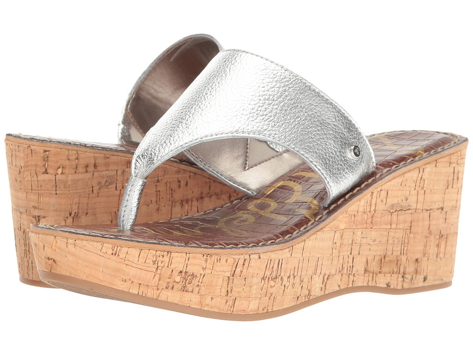Sam Edelman - Rose (Soft Silver) Women's Wedge Shoes