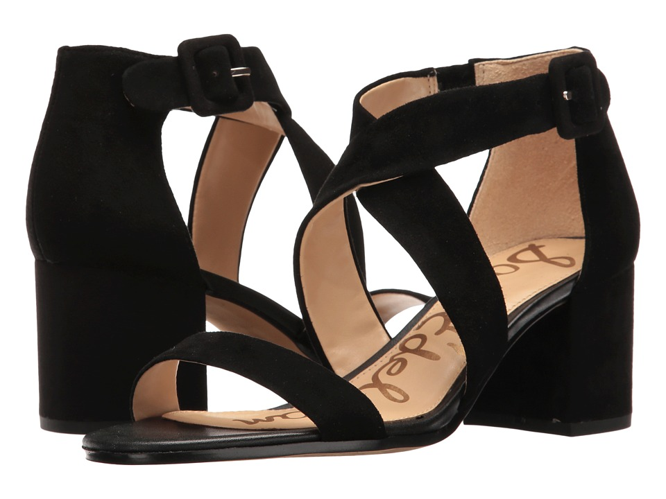 Sam Edelman - Sonia (Black) High Heels