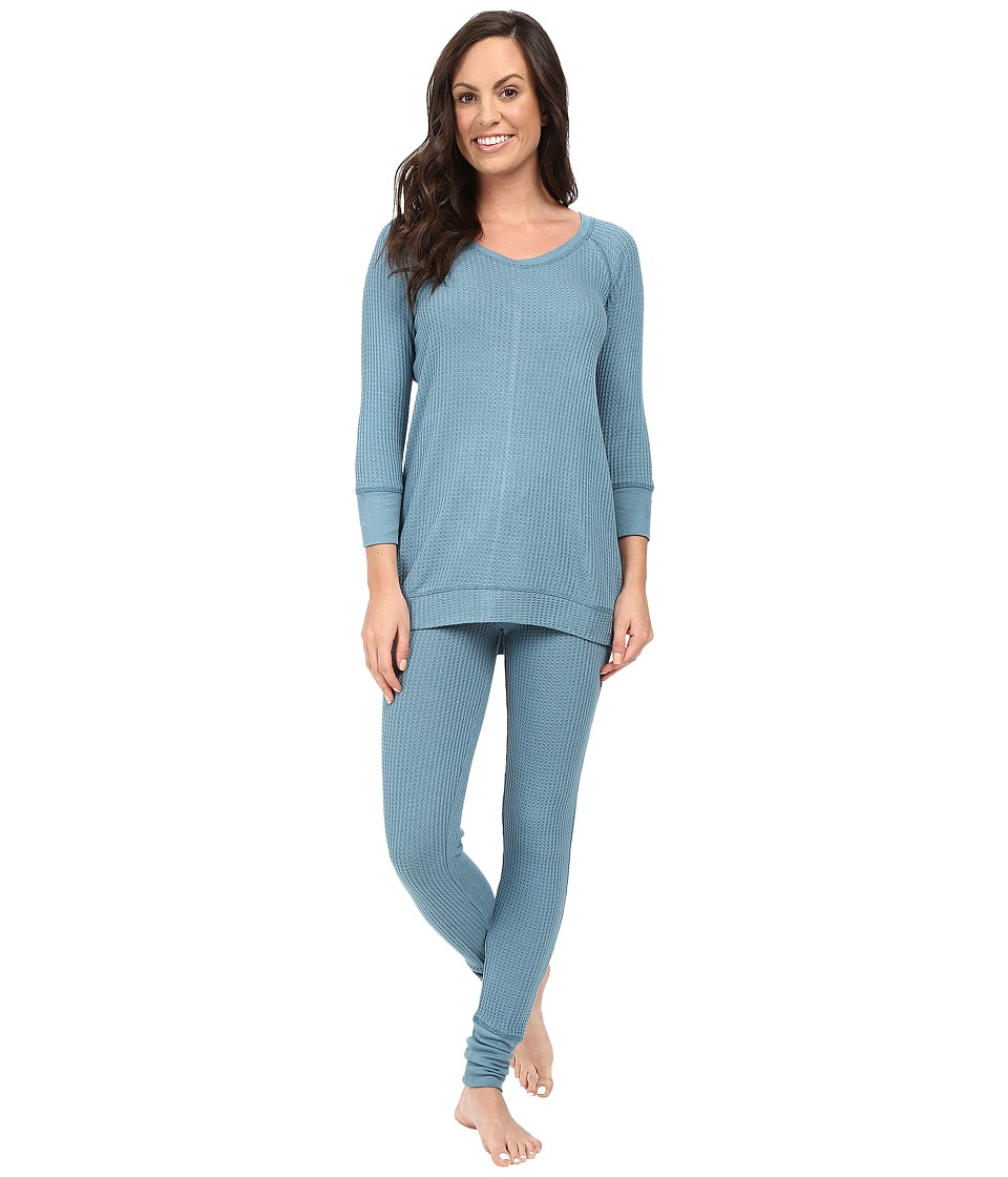 Splendid - Lounge Set (Rain Water) Women's Pajama Sets