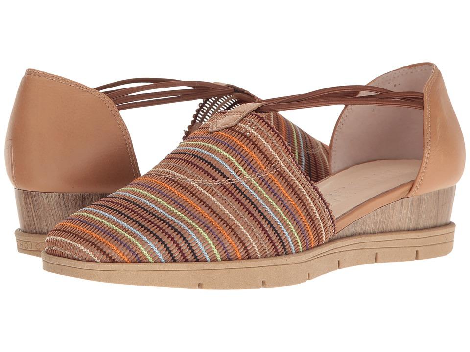 Hispanitas - Della (Bombay Cureo/Soho Avena) Women's Flat Shoes