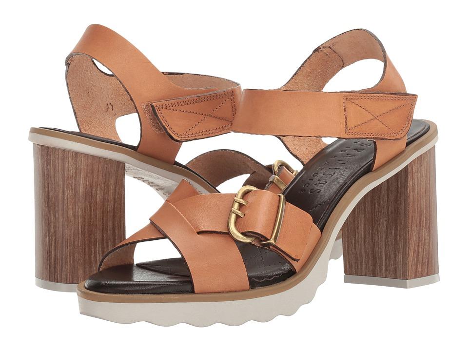 Hispanitas - Gigi (Vachetta Natural) High Heels