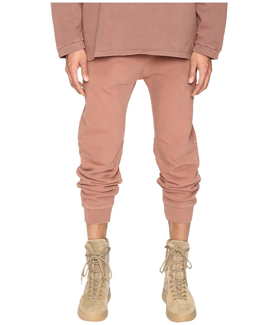 Image of adidas Originals by Kanye West YEEZY SEASON 1 - Military Pants (Cognac) Men's Casual Pants