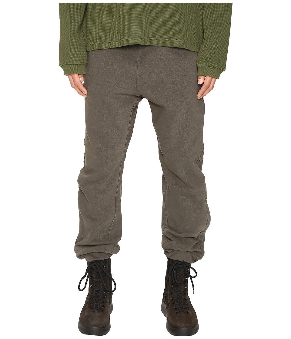 adidas Originals by Kanye West YEEZY SEASON 1 - Tab Sweatpants (Beluga) Men's Casual Pants