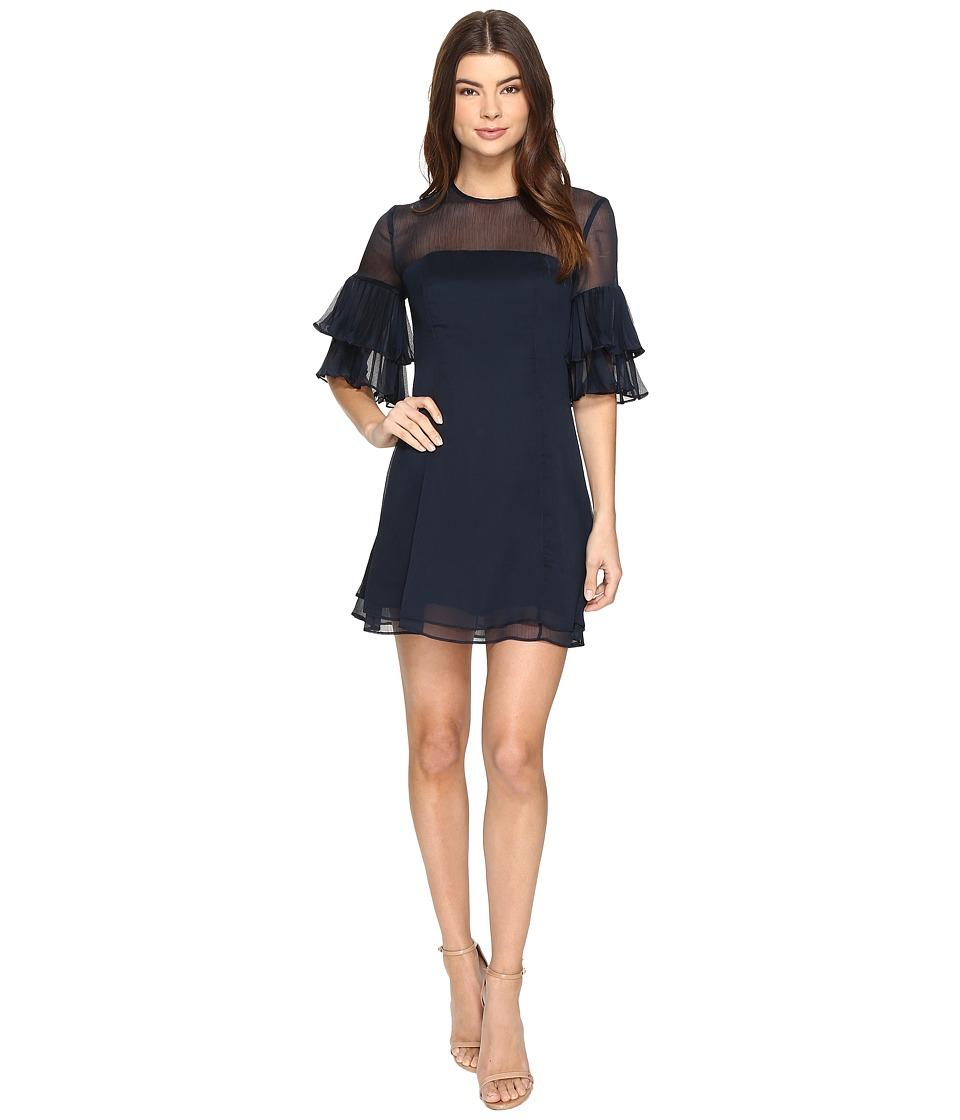 KEEPSAKE THE LABEL - Say You Will Mini Dress (Navy) Women's Dress