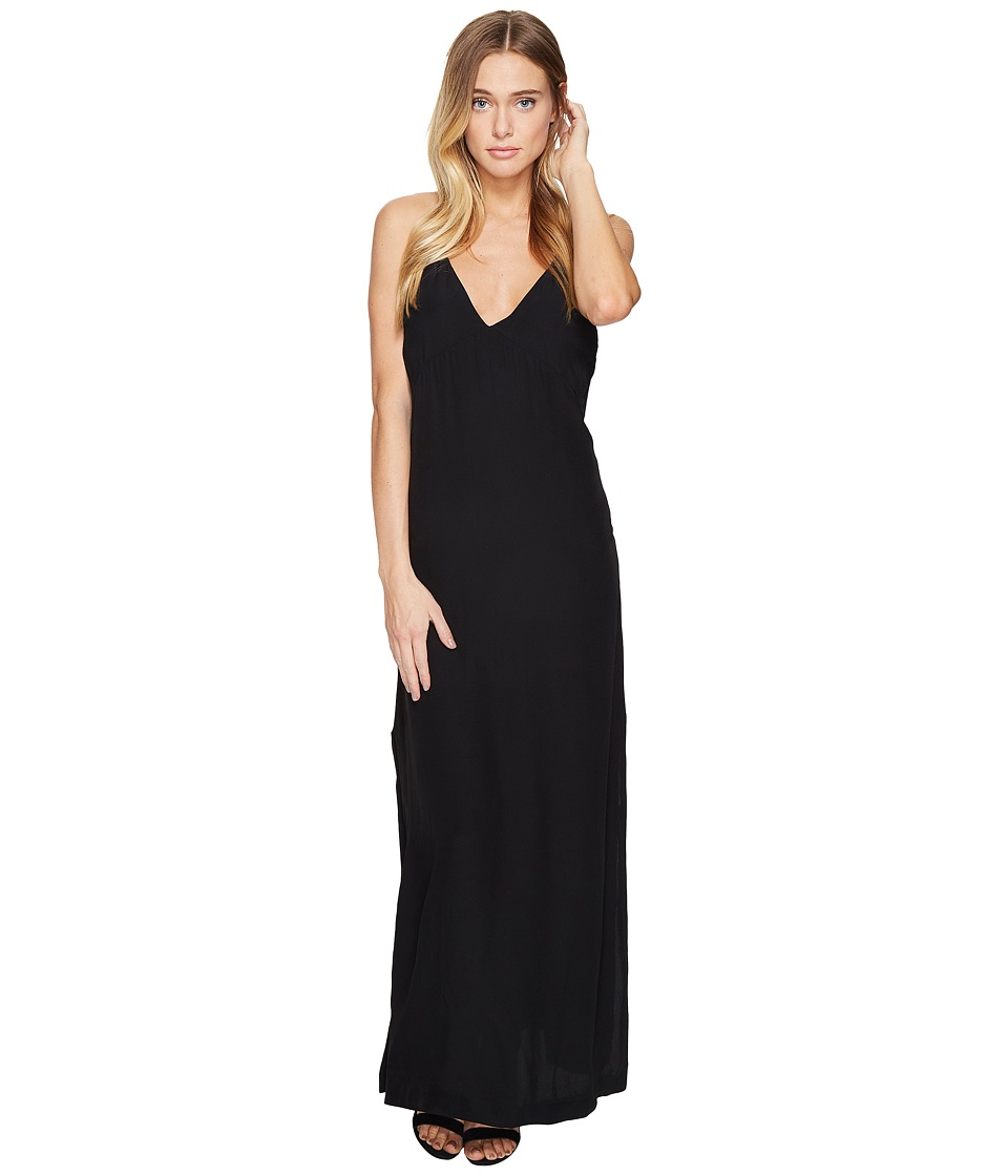 KEEPSAKE THE LABEL - Two Minds Maxi Dress (Black) Women's Dress