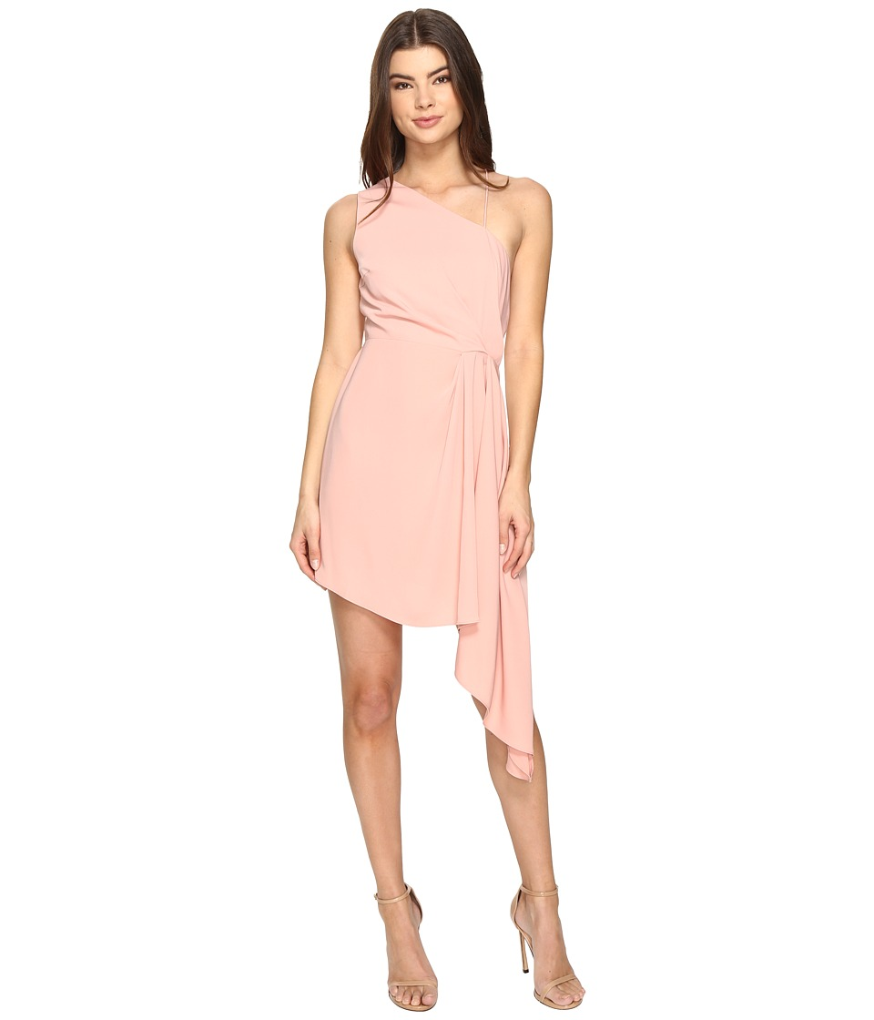 KEEPSAKE THE LABEL - Without You Mini Dress (Dusty Rose) Women's Dress