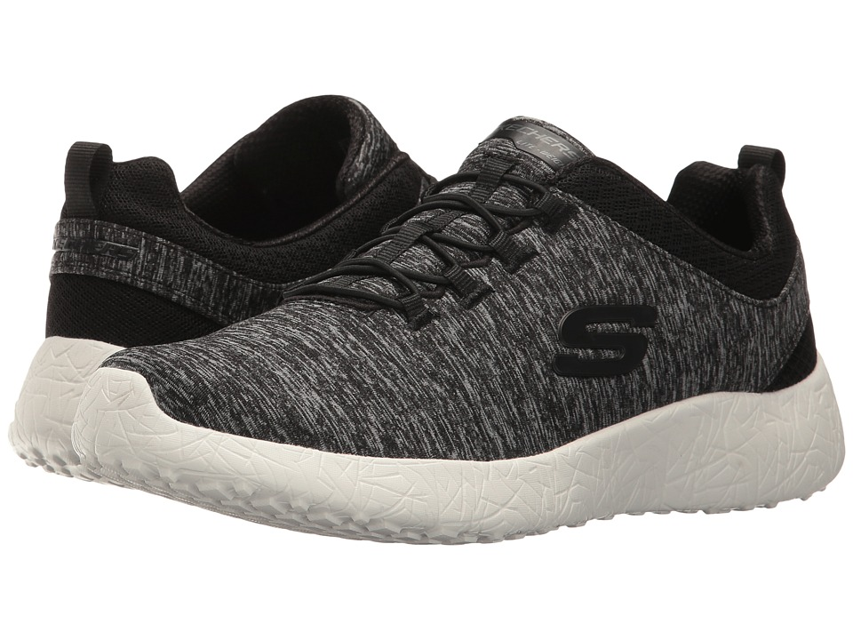 SKECHERS - Energy Burst (Black) Women's Lace up casual Shoes