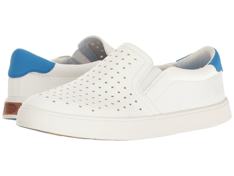 Dr. Scholl's - Madison (White Chopout) Women's Shoes