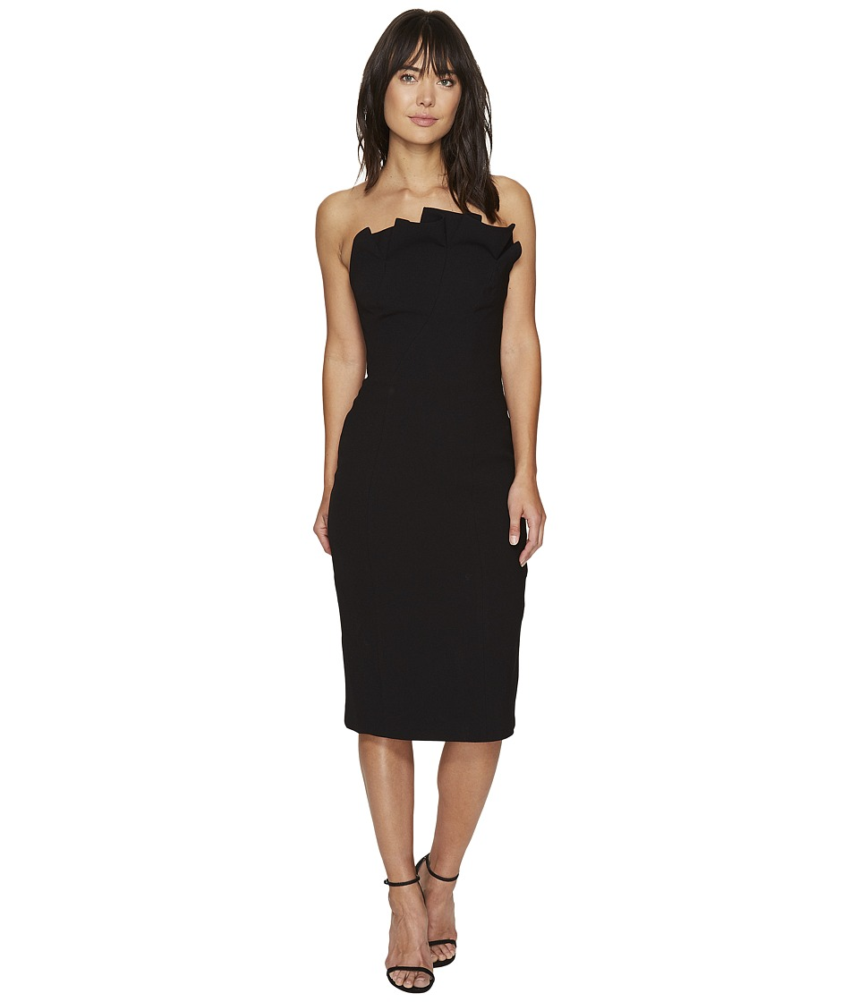 KEEPSAKE THE LABEL - Between Friends Dress (Black) Women's Dress