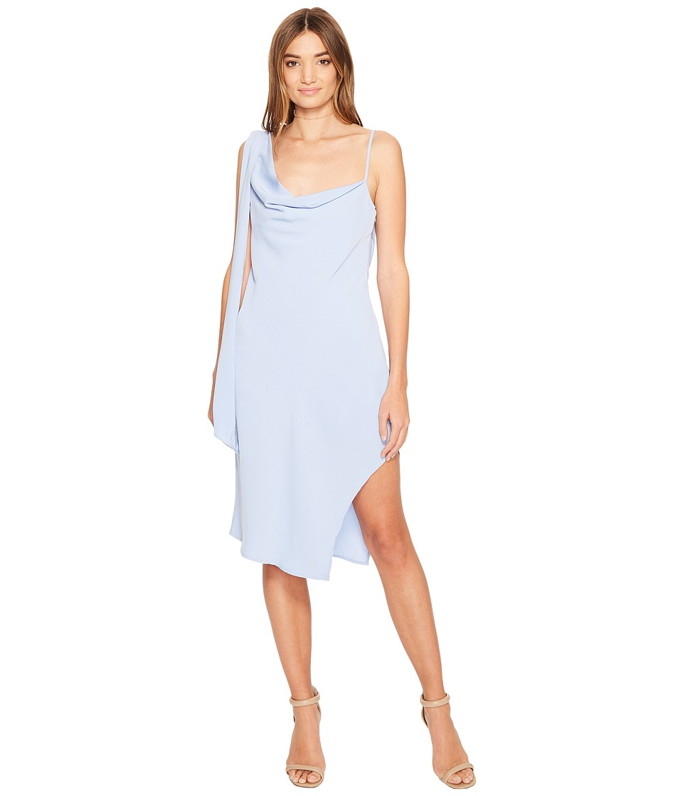 KEEPSAKE THE LABEL - Needed Me Dress (Pastel Blue) Women's Dress