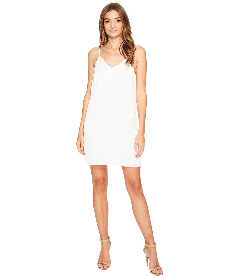 KEEPSAKE THE LABEL - All In Love Dress (Ivory) Women's Dress
