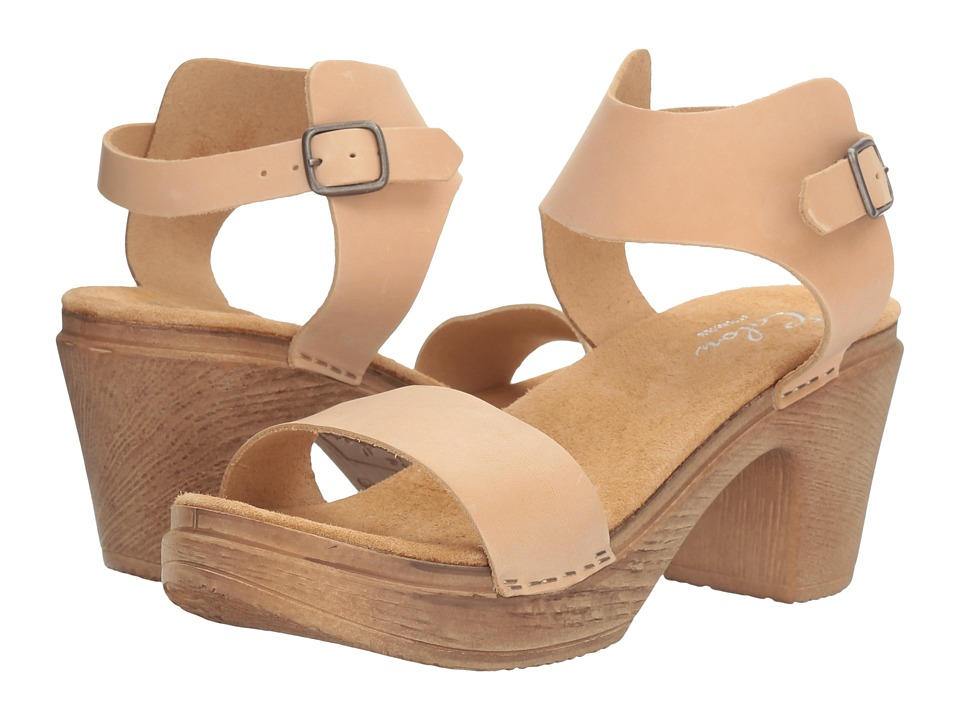 Calou Stockholm - Sara (Natural) Women's Sandals