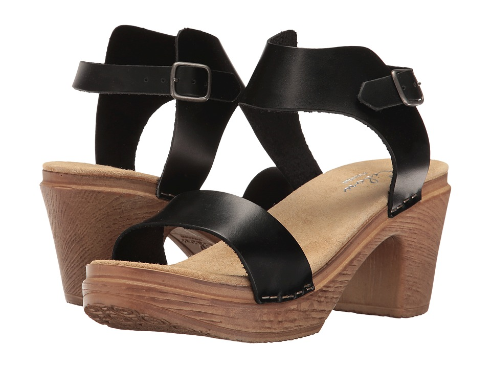 Calou Stockholm - Sara (Black) Women's Sandals
