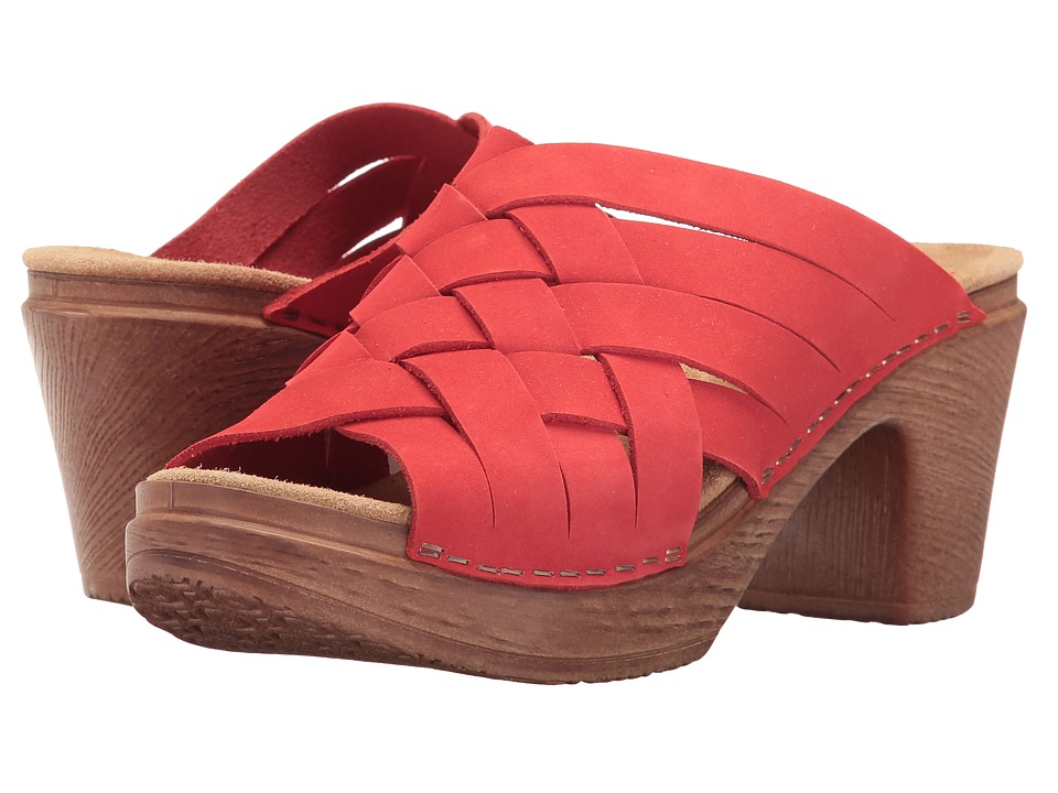 Calou Stockholm - Ruth (Tomato) Women's Sandals