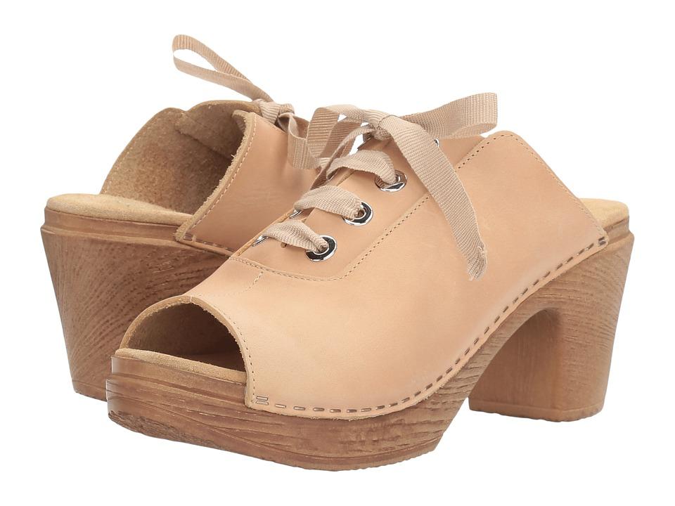 Calou Stockholm - Sonja (Natural) Women's Sandals