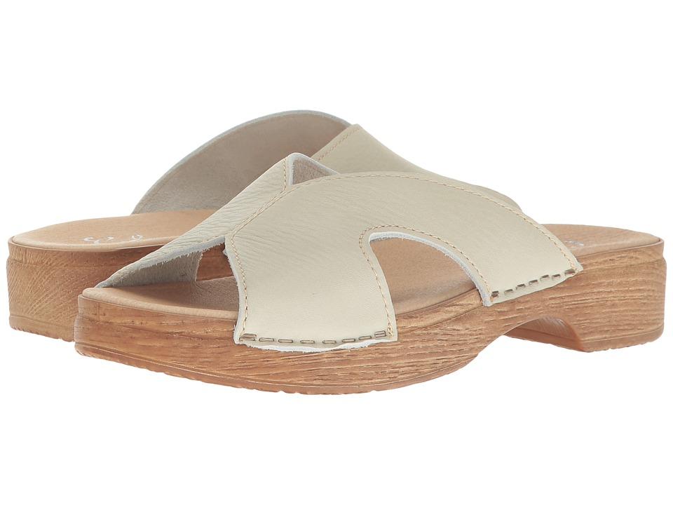 Calou Stockholm - Lisbeth (Off-White) Women's Shoes