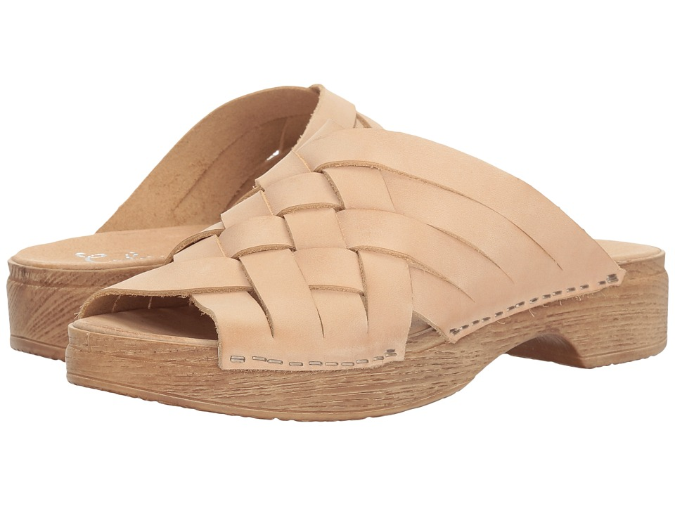 Calou Stockholm - Marika (Natural) Women's Shoes