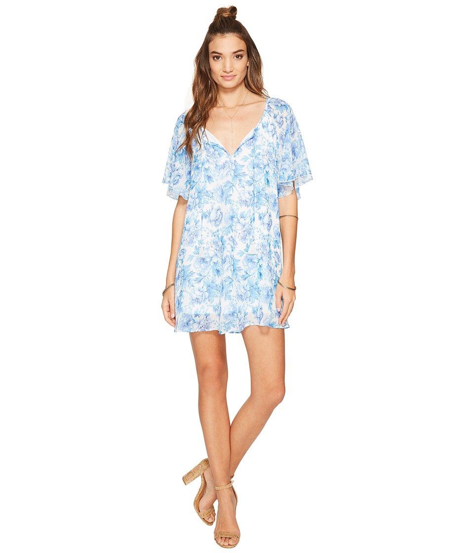 Show Me Your Mumu - Juana Tassel Tunic (Mama Blues) Women's Blouse