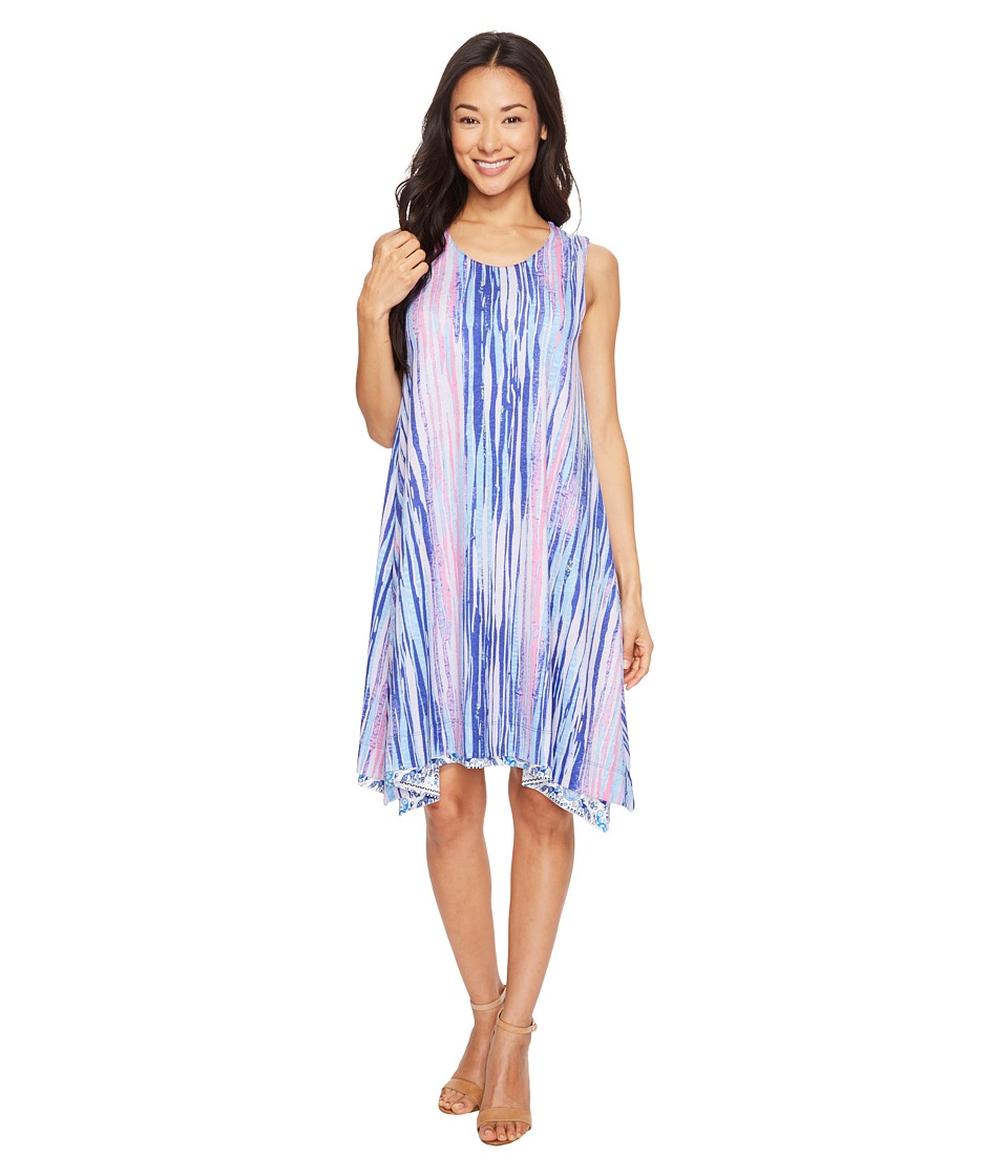 Nally & Millie - Printed Reversible Dress (Multi 2) Women's Dress