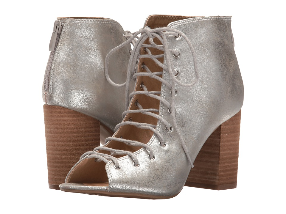 Chinese Laundry - Beckie (Silver) High Heels