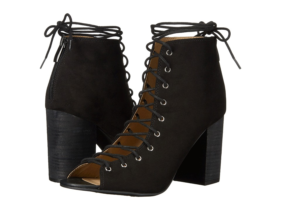 Chinese Laundry - Beckie (Black) High Heels