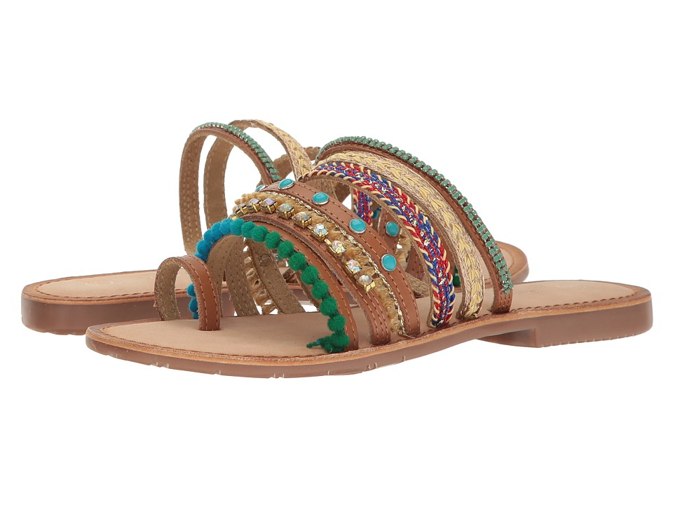 Chinese Laundry - Palma (Turquoise) Women's Sandals