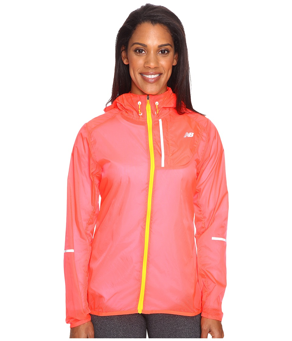 New Balance - Lite Packable Jacket (Dragonfly) Women's Coat