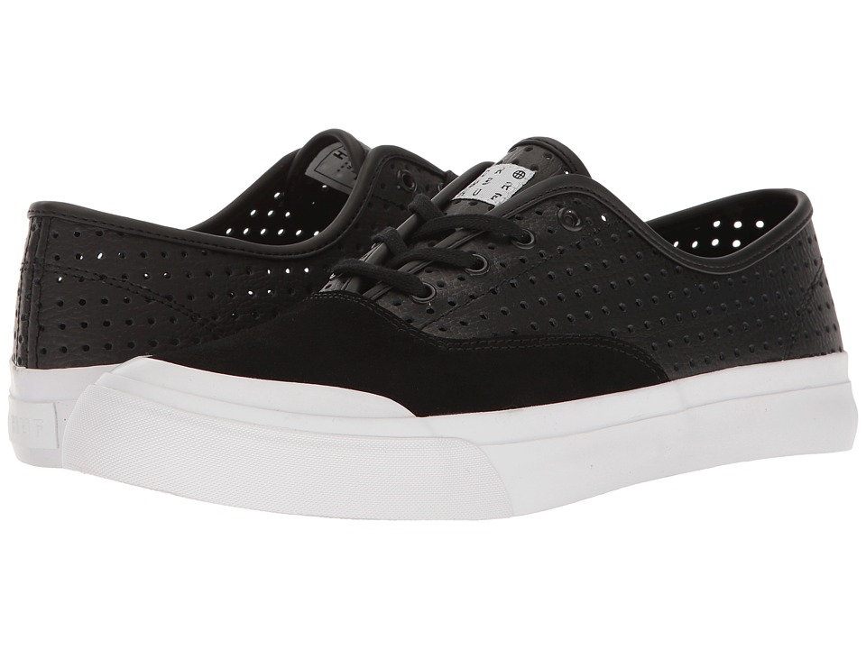 HUF - Cromer (Black Perf) Men's Skate Shoes