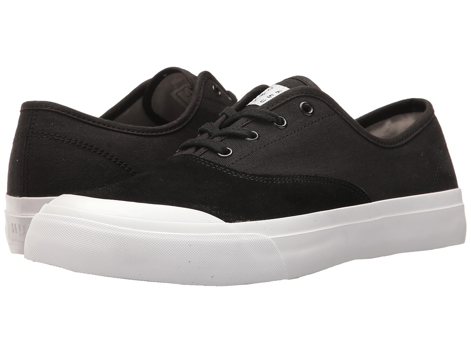 HUF - Cromer (Black/White) Men's Skate Shoes