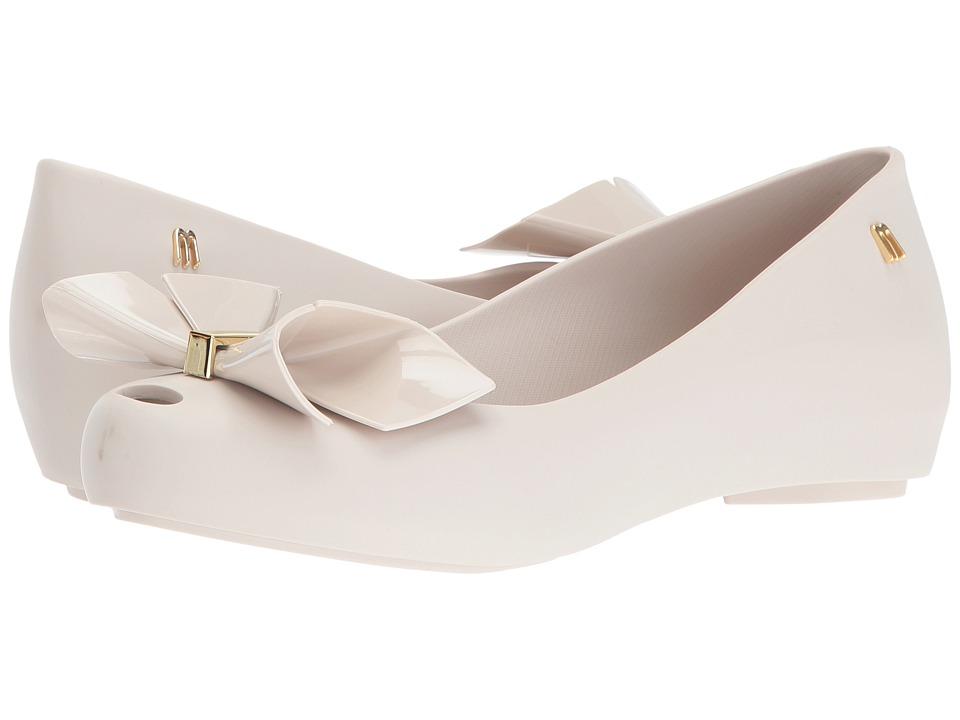 Melissa Shoes - Ultragirl Sweet XI (Beige) Women's Shoes